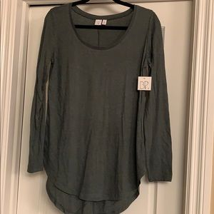 Nordstrom long sleeve T size large